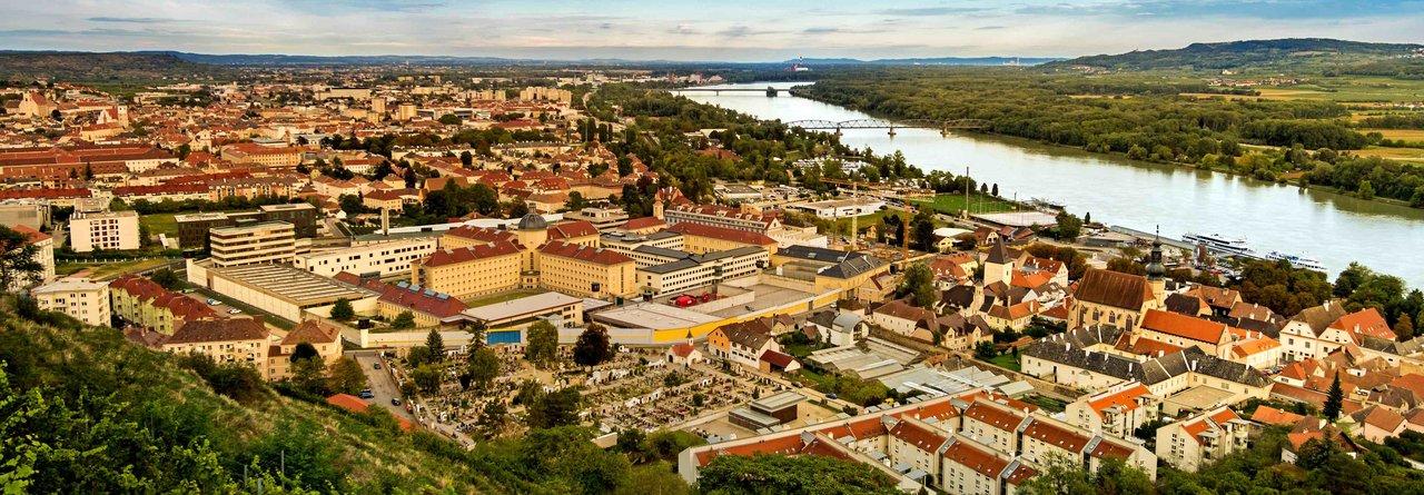 Danube City View