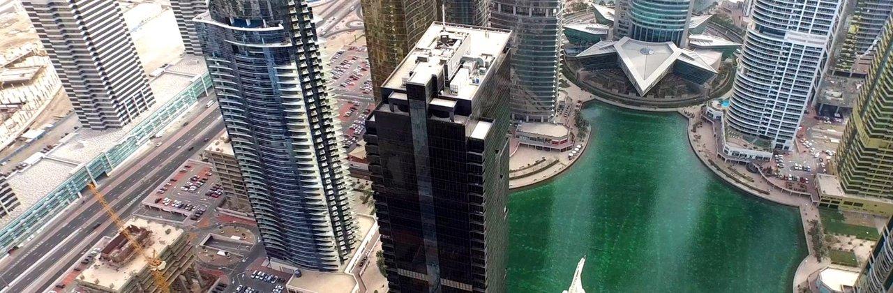 Office Blocks in Harbour